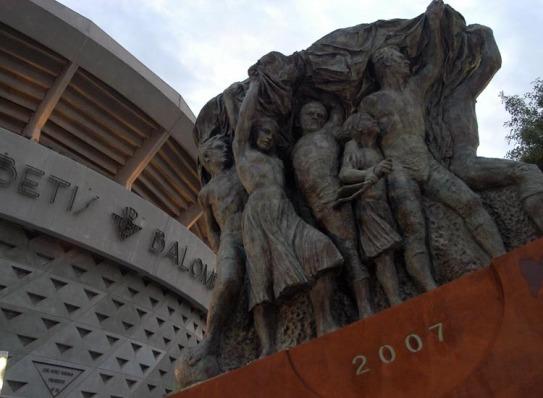Monumento a la afición